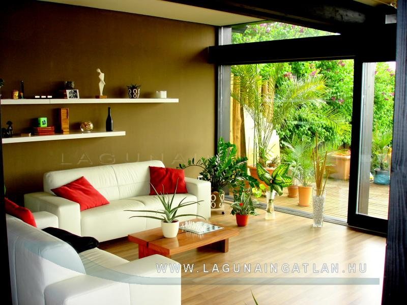 XII. Csillebérc, N + 2 szobás Újszerű családi ház ház eladó  Laguna Ingatlanközpont